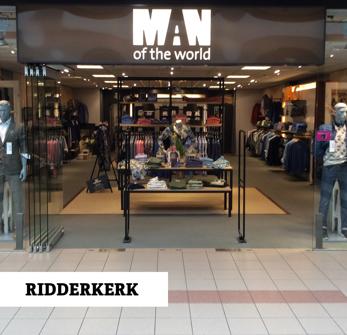 Ridderkerk Man The Of Ridderhof Mannenmode World Herenkleding r5qZrwz