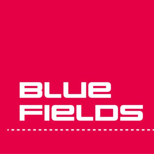 Klik op het logo voor BlueFields